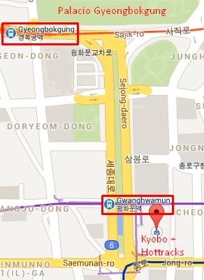 mapa koreanyol haul 2